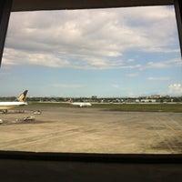 Photo taken at MIASCOR Business Lounge by Tuason C. on 4/6/2012