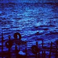 Photo taken at Lungolago Capodimonte by Simone G. on 3/11/2012