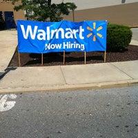 Photo taken at Walmart by Blair S. on 8/13/2012