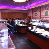 Photo taken at Ichiban Buffet by Chawalit C. on 3/21/2012