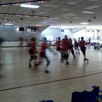 Photo taken at Chester County Sports Arena by Christina M. on 8/18/2012