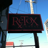 Photo taken at Retox Lounge by Scott R. on 6/2/2012