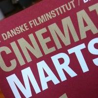 Photo taken at Cinemateket by Martin Buch L. on 3/4/2012