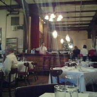 Photo taken at Capsouto Freres Bistro Restaurant by Leony N. on 8/24/2012