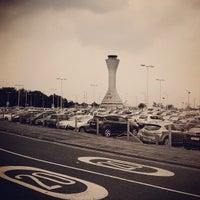Photo taken at Edinburgh Airport (EDI) by Christer S. on 8/21/2012