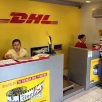 Photo taken at DHL Express by GERARDO E. on 2/22/2012