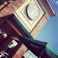Photo taken at Starbucks by Larkin G. on 4/1/2012