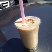 Photo taken at Boba And Crepes by Stephen M. on 6/13/2012
