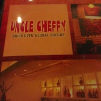 Photo taken at Uncle Cheffy by Jonas L. on 8/17/2012