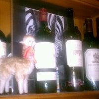 Photo taken at Zebra Restaurant & Wine Bar by Tony A. on 2/3/2012