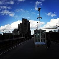 Photo taken at Metrostation Spaklerweg by Tom A. on 9/13/2012