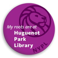 Photo taken at New York Public Library - Huguenot Park by New York Public Library on 5/10/2012