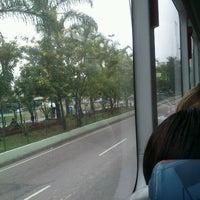 Foto tirada no(a) Linha 750D - Charitas / Gávea por Suianne D. em 3/31/2012
