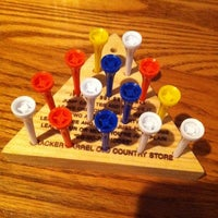 Photo taken at Cracker Barrel Old Country Store by Didi S. on 7/3/2012