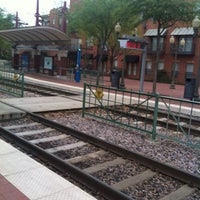 Photo taken at Downtown Plano Station (DART Rail) by Wina 💟 W. on 3/17/2012