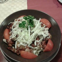 Photo taken at Pizzerie Red Flower by Miroslav O. on 3/12/2012