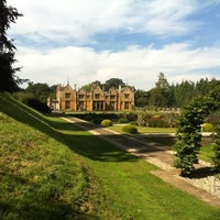 Photo taken at Dillington House by Nicky on 9/8/2012
