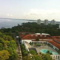 Photo taken at Park Suites Manaus by Gabriela P. on 8/18/2012