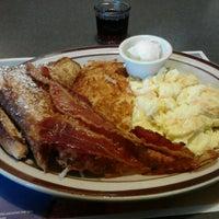 Photo taken at Denny's by Kiandra C. on 2/16/2012