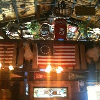 Photo taken at Mangy Moose Restaurant and Saloon by Ellie B. on 7/4/2012