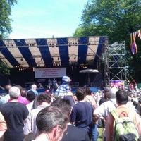 Photo taken at Fete De Presle by Quesh on 5/27/2012