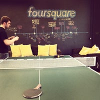Photo taken at Foursquare HQ by Joe N. on 7/27/2012