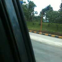 Photo taken at Pintu Tol Sentul City by Rudi H. on 3/24/2012