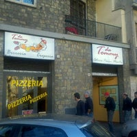 Photo taken at Osteria da Tommy by Marco V. on 3/8/2012