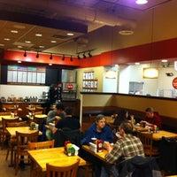 Photo taken at Meatheads Burgers & Fries by John C. on 3/10/2012