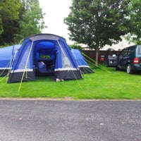 Photo taken at Blackmore Camping and Caravanning Club by Gabriele P. on 6/23/2012