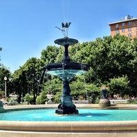 Photo taken at Wicker Park by Reid C. on 7/11/2012