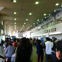 Photo taken at Viru Viru International Airport (VVI) by Mauricio A. on 8/26/2012