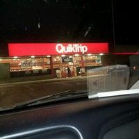 Photo taken at QuikTrip by Jeff Q. on 7/14/2012