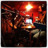 Photo taken at Sonic Conscious Studio by Ryan E. on 2/11/2012
