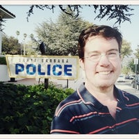 Photo taken at Santa Barbara Police Department by jeff o. on 4/30/2012