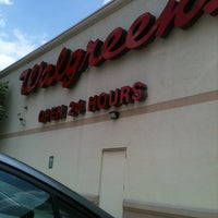 Photo taken at Walgreens by Deville S. on 5/24/2012