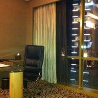 Photo taken at Hotel Pullman Surabaya City Centre by Rizal M. on 3/1/2012