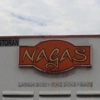 Photo taken at Naga's by Airie O. on 8/31/2012