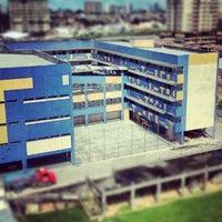 Photo taken at Centro Educacional Adalberto Valle by Elijhon O. on 5/19/2012