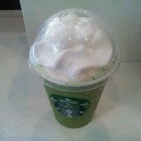 Photo taken at Starbucks by Monica B. on 3/22/2012