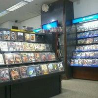Photo taken at Saraiva MegaStore by Tamires L. on 4/5/2012