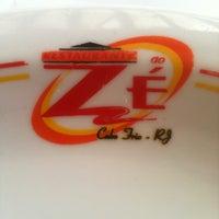 Photo taken at Restaurante do Zé by Arthur B. on 3/3/2012