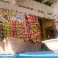 Photo taken at Warkop Keputih Gang III by Nur Dian W. on 3/8/2012
