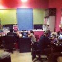 Photo taken at LOULpop Studio by Karlos H. on 8/7/2012