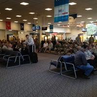 Photo taken at Bangor International Airport (BGR) by Dave M. on 4/29/2012
