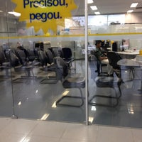 Photo taken at Banco do Brasil by Airton M. on 7/3/2012