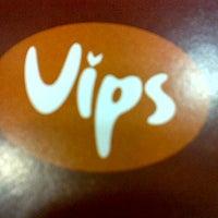 Photo taken at Vips by C.E.O.Jorge Amador. I. on 9/2/2012