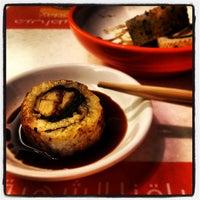 Photo taken at Yo! Sushi by Khalil A. on 8/24/2012