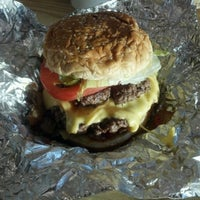 Photo taken at Five Guys by Marcus J. on 7/6/2012