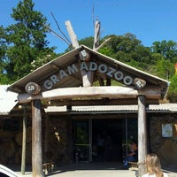 Photo taken at Gramado Zoo by Cirano T. on 3/31/2012